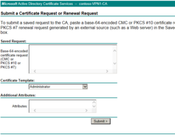 Problems with advanced certificate requests certforums cert1g yadclub Image collections